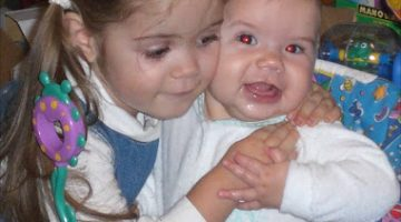 Sisterly Love {Wordless Wednesday}