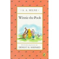 Winne the Pooh book cover.