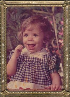 1970s Baby Picture