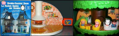 Weebles Haunted Mansion, Tree Tots Tree House
