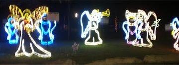 River Lights Winter Festival in Amherstburg {Windsor/Essex County}