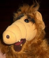 A is for… ALF { Retro Toybox }