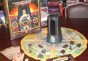 D is for… Dark Tower { Retro Toybox }