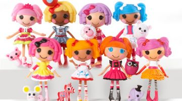 Mini Lalaloopsy Dolls { Review }