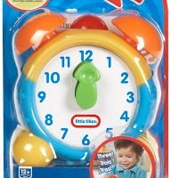 Review of the Little Tikes DiscoverSounds Alarm Clock