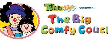 Big Comfy Couch Live (and FREE) Across Canada