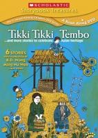 Tikki Tikki Tembo  – Scholastic Storybook Treasures DVD
