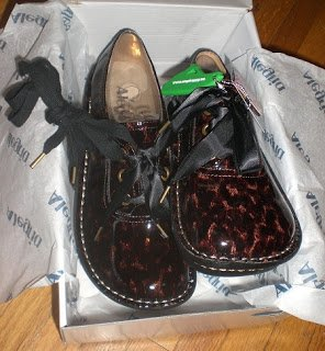 My new Alegria shoes!