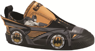 Batman Converse Kids