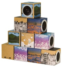 Fold and Play Cardboard Speakers