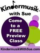 Kindermusik with Sue!