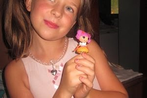 Mini Lalaloopsy Doll, revisted.