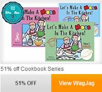 Kids Cookbook Deal