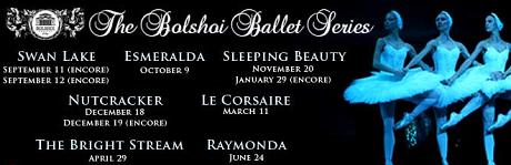 Bolshoi Ballet in Cineplex Theatres