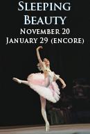 The Sleeping Beauty, Bolshoi Ballet