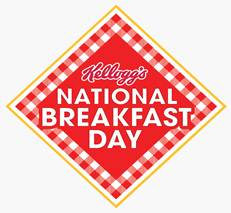 National Breakfast Day with Kelloggs
