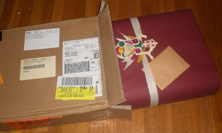 Package from NOVICA