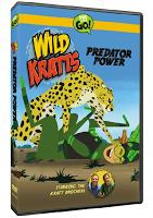 Kratt Brothers Predator Power DVD