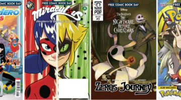 Cool Freebie Alert – Saturday is Free Comic Book Day!