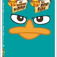 Phineas and Ferb: The Perry Files DVD set