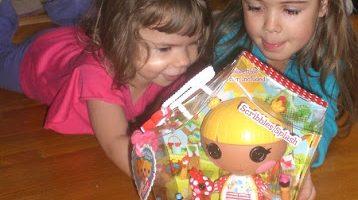 Lalaloopsy Littles, Little Sister Dolls