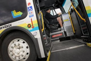 A cheap and fun way to spend the afternoon, ride the city bus.