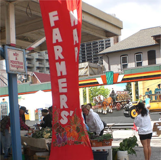 Local Summertime Farmers Market