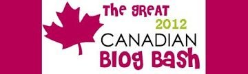 The Great Canadian Blog Bash, 2012 Edition!