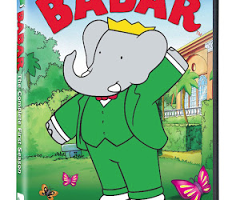 Babar: The Classic Series, Complete First Season, 2 DVD Set