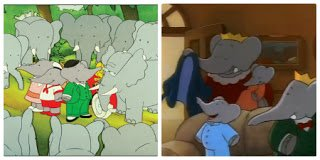 Babar, the classic 1989 TV animated series