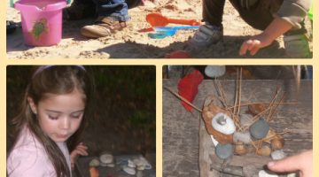 Into the Woods… Camping & Kiddos
