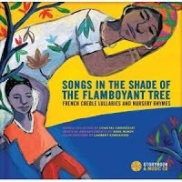 Songs in the Shade of the Flamboyant Tree, Children's Music CD & Book Set {Review}