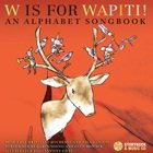 Cover of W is for Wapiti! illustrated by Genevieve Cote