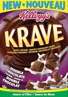 Got a chocolate craving? Try Kellogg's new Krave cereal! {Review}