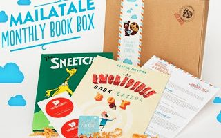 Mail a Tale, Kids Monthly Book Subscription Service ~ Just books in a box? No, much more!