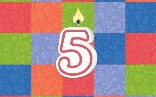 Swagbucks 5th Birthday Bash ~ Celebrate with Cash & Codes