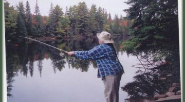 F is for… Fishing!