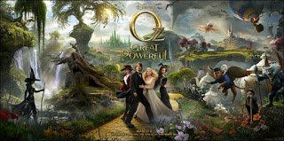 Oz The Great and Powerful; Fantastical Costumes & Make-Up, all part of the Magic of Oz!