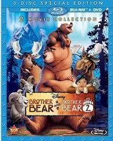 Disney's Brother Bear & Brother Bear 2 {Review}