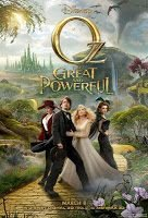 Curious Mom asks… Are you taking your kids to go see Oz The Great and Powerful?