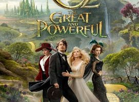 A couple of reasons why I'm looking forward to seeing Oz The Great and Powerful…