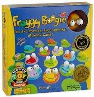 Froggy Boogie Board Game, Family Fun