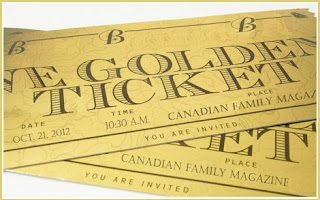 On Winning The Golden Ticket and Pursuing My Bliss