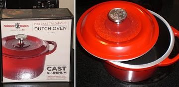 Nordic Ware Dutch Oven: Lemon and Milk Chicken Recipe