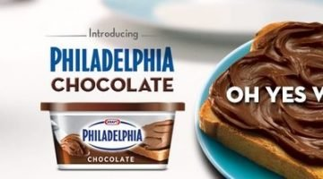 Philadelphia Cream Cheese + Chocolate? Oh Yes We Did. #PhillyChocolate