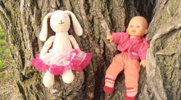 Bunny & Baby