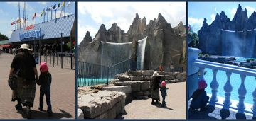 The Time my Five Year Old Taught Me All About Fun and Excitement, aka A Day at Canada's Wonderland