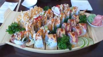 An Insatiable Need For Sushi… #FoodPornFriday