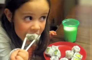 What, isn't this how you hold chopsticks?