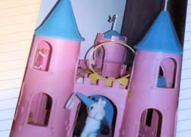 My Little Pony Castle, the 1980s version